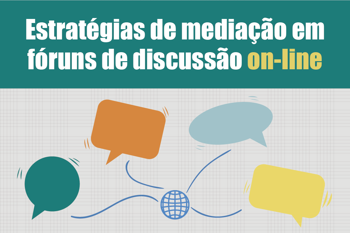 Estratégias de mediação em fóruns de discussão on-line