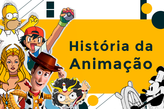 História da Animação