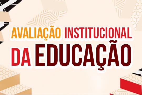 Avaliação Institucional da Educação